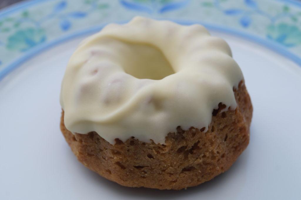 Erdnussbutter-Mini-Gugelhupfe