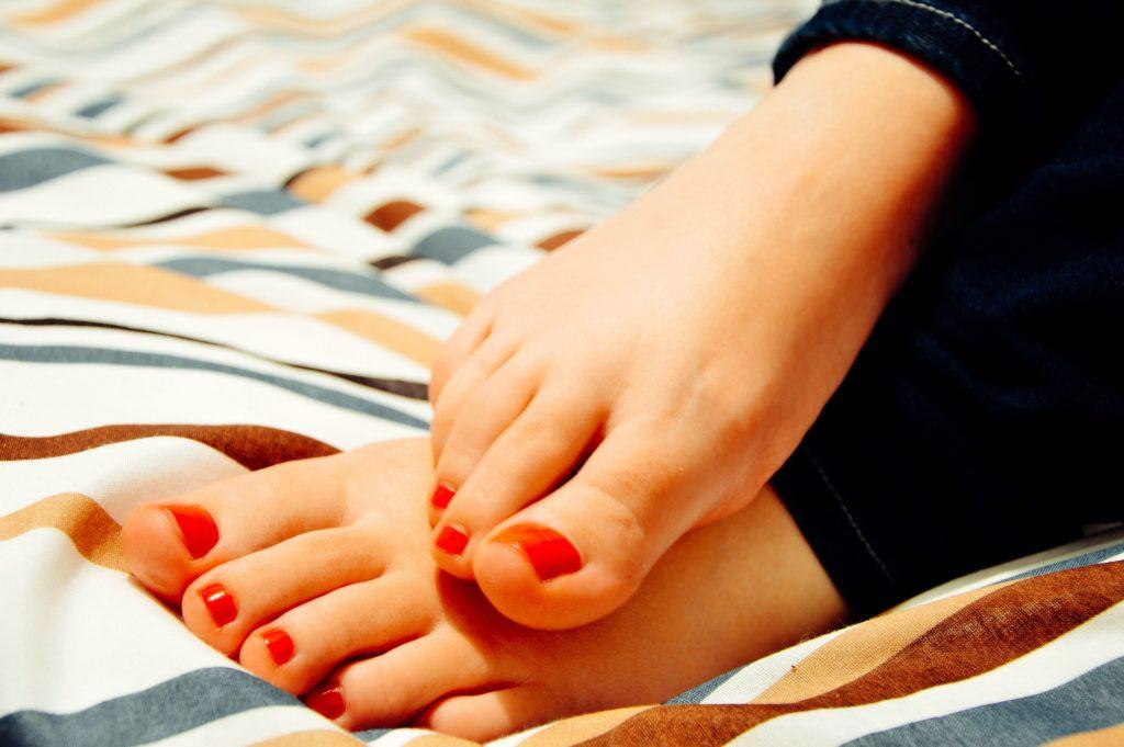Zeit für schöne Füße